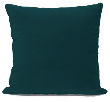 minka square pillow royale peacock