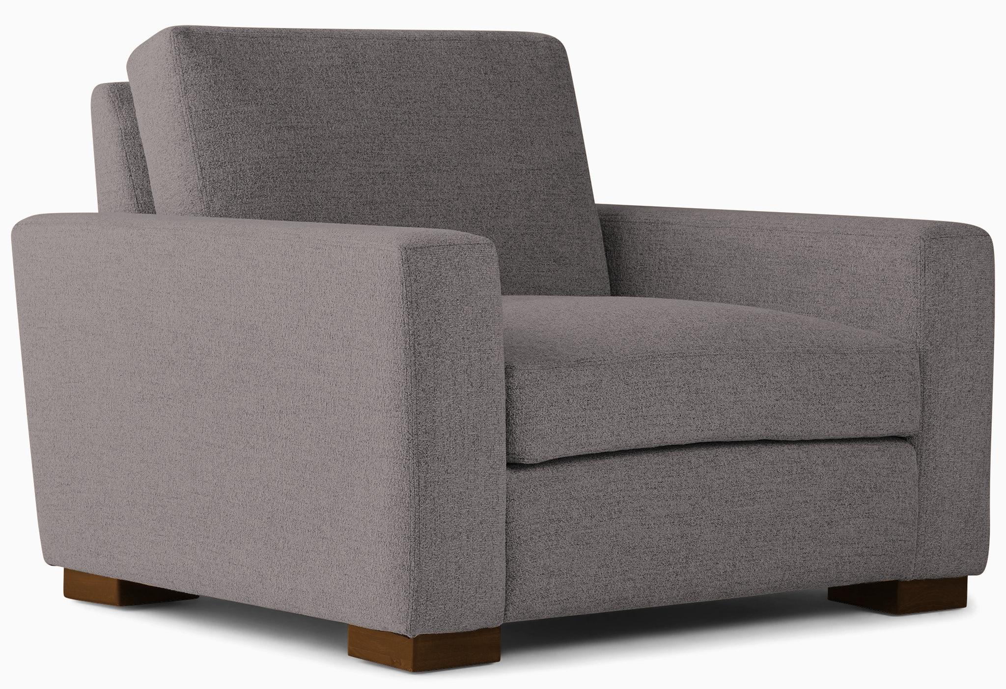 anton chair taylor felt grey