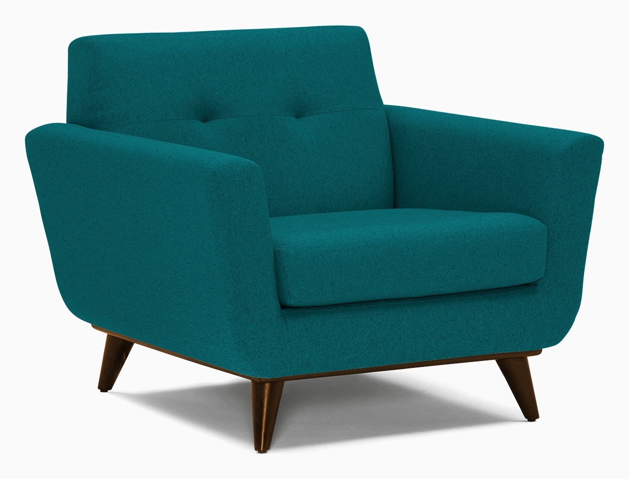 hughes chair lucky turquoise