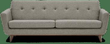 hughes sofa taylor felt grey