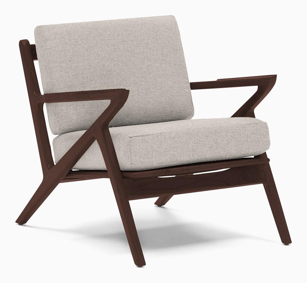 soto concave arm chair lucky divine
