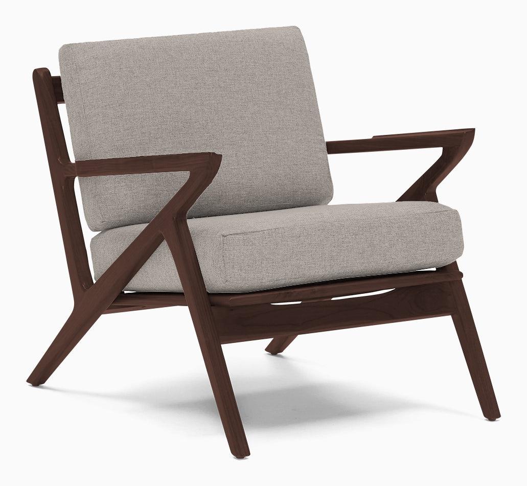 soto concave arm chair impact flurry
