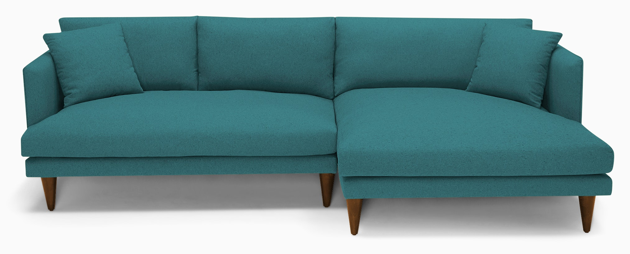 lewis sectional royale peacock