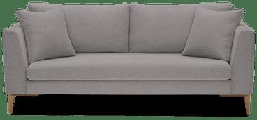 ainsley sofa taylor felt grey