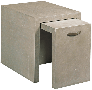 wthrdk rocco nesting end table