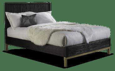 black eliza bed