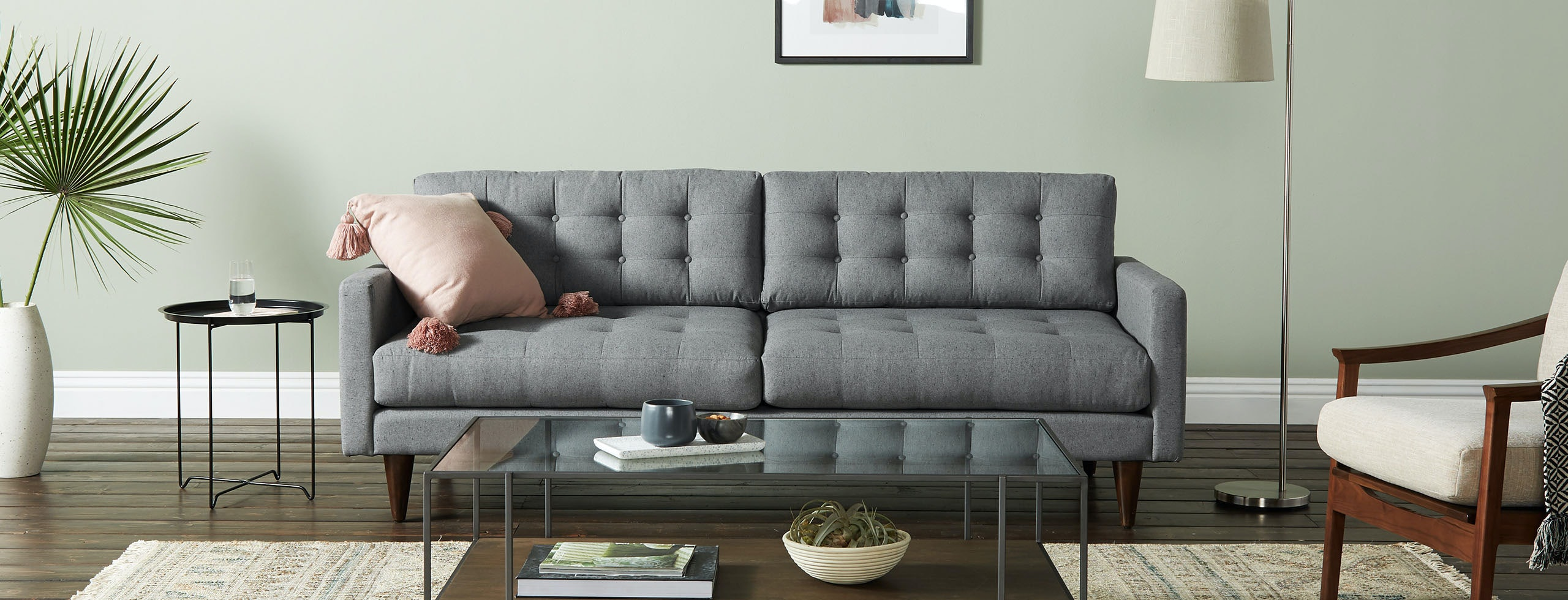 Eliot Sofa Taylor Felt Grey jpg