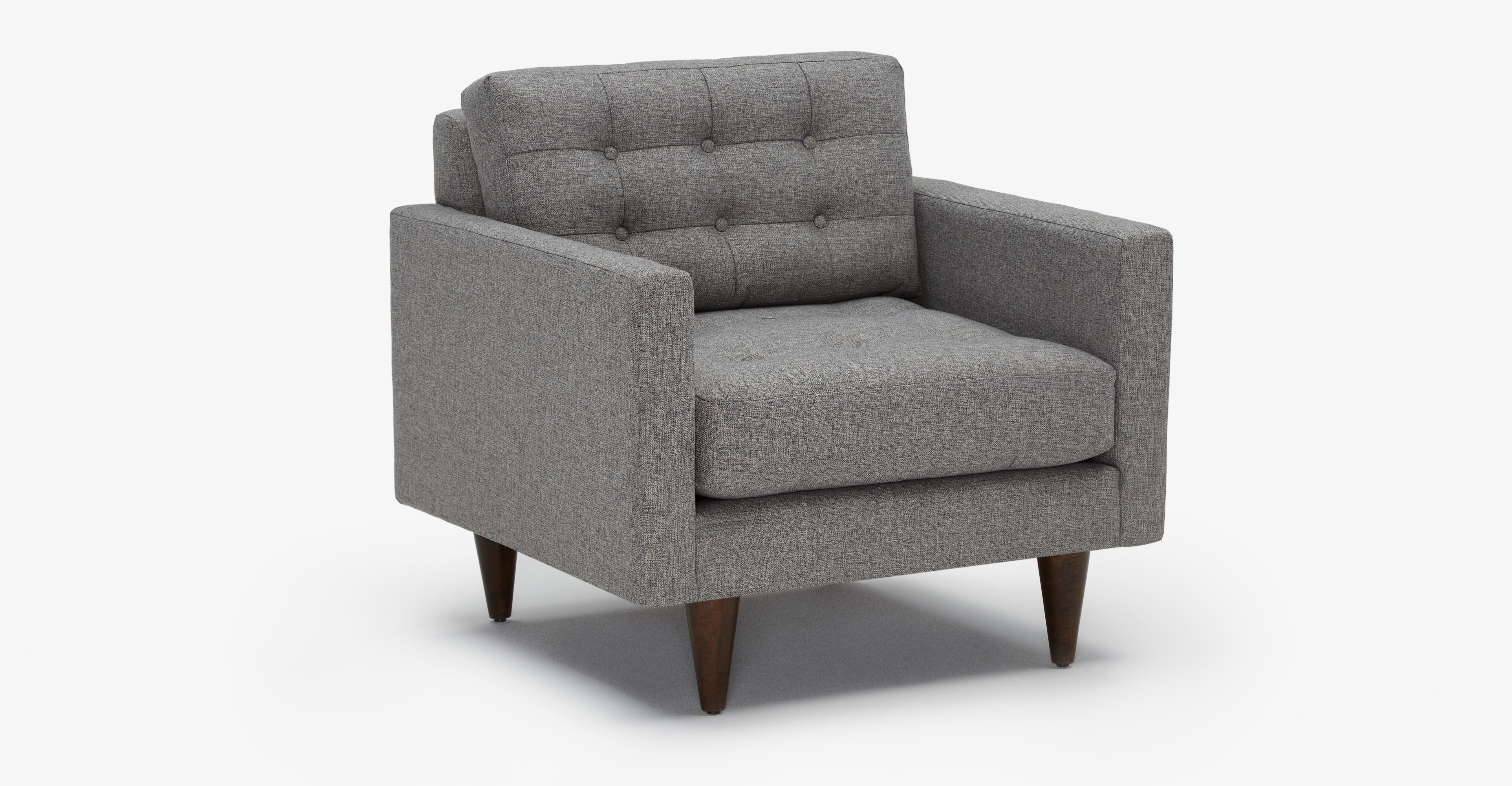 Hero Eliot Apartment Chair Taylor Felt Grey