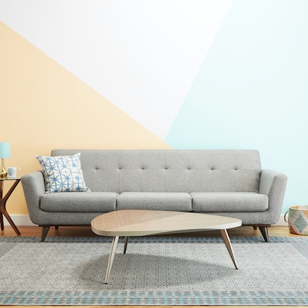 Tips Help You Mix Patterns like Professional Hughes Grand Sofa