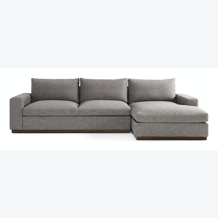 Holt Storage Sectional Impact Sultry